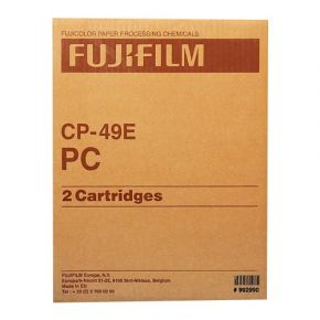CP-49E PC Kit x 2 Chemical Cartridge For Frontier Minilab