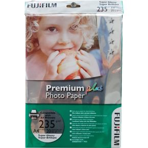 Fujifilm Inkjet Paper A4 Glossy 235