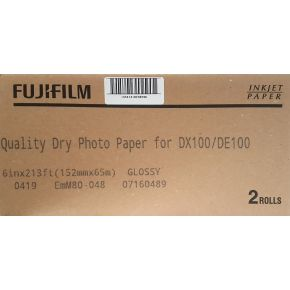 Fujifilm Dry Photo Inkjet Paper (DX 220GL152) (2 pcs box)