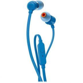 JBL TUNE 110 EARPHONE BLUE