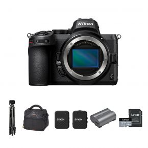 Nikon Z5 Mirrorless Camera Body Only With Accessories Kit