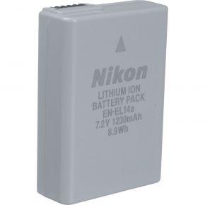 Nikon EN-EL14a Rechargeable Lithium Battery