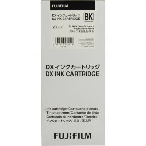 DX-Black Ink Cartridge Fujifilm DX100 Inkjet Ink