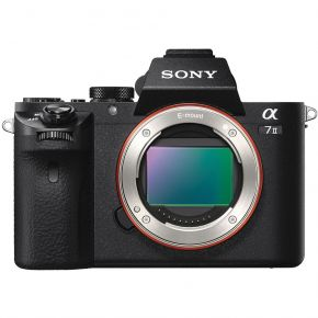 Sony 7M2 Mirrorless Camera With 50mm F/1.8 lens