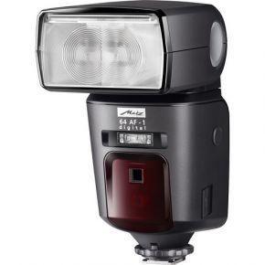 Metz mecablitz 64 AF-1 digital Flash for Canon Cameras