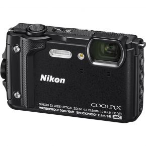 Nikon W300 BK Coolpix Underwater Camera