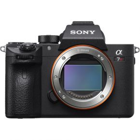 Sony a7R III Mirrorless Full Frame Camera Body Only