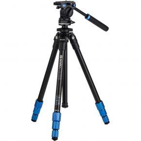TSL08AS2CSH Benro TSL08A + S2CSH Aluminium Video Tripod