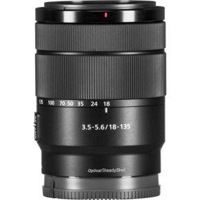 Sony 18-135mm F/3.5-5.6 OSS Lens