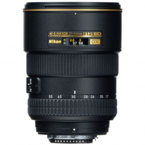 Nikon AF-S DX Zoom-NIKKOR 17-55mm f/2.8G IF-ED Lens