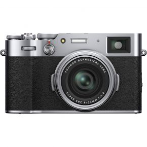 Fujifilm X100V Silver Digital Camera