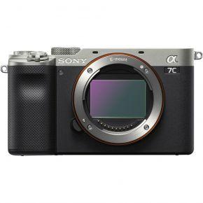 Sony Alpha a7C Mirrorless Digital Camera Body Only (Silver)