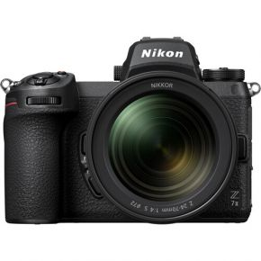 Nikon Z 7II Mirrorless Digital Camera with 24-70mm f/4 Lens Kit