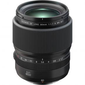 Fujifilm GF80mm F1.7 WR Lens