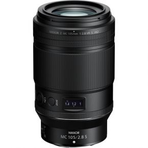 Nikon Z MC 105mm F2.8 VR S Macro Lens