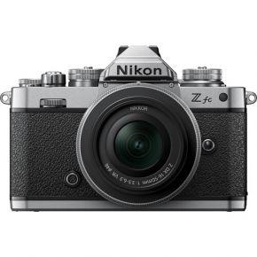 Nikon Z fc Mirrorless Digital Camera with 16-50mm Lens Bundle