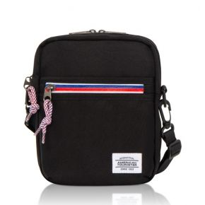 KRIS Vertical Bag  - Black