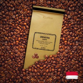 Sumatra Gayo Single Origin Coffee Beans 250 grams