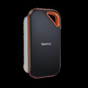 SDSSDE80-500G-G25 SanDisk 500GB Extreme® Pro Portable SSD