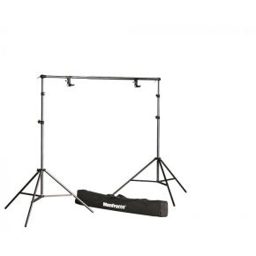 Manfrotto Background Support Kit, Bag and Spring Clamps
