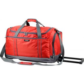 American Tourister 40X (*) 12 020 X-BAGS TRAVEL1 WHD 65CM RUST RUST Duffle