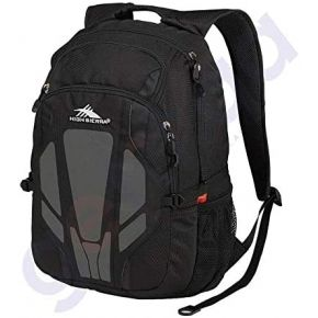 HIGH SIERRA HS TACKLE BACKPACK BLACK/MERCURY