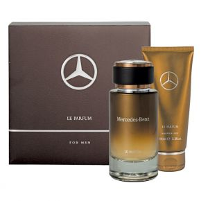 MERCEDEZ BENZ Le Parfum for Man EDP 120ml Vapo With Shower Gel 100ml