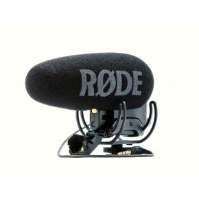 Rode VMPPLUS- VideoMic Pro+ On-Camera Shotgun Microphone