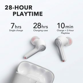 Soundcore Liberty Air 2 White Wireless Earbuds (A3910H21)