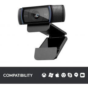 Logitech C920 HD Pro Webcam (960-001055 )