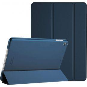 Case-Mate - iPad (7th Gen) Flip Folio Case 10.2 inch - Navy Blue