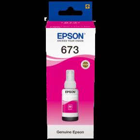 Epson C13T67334A T6733 Magenta ink bottle for L850/L810/L805/L800/L1800