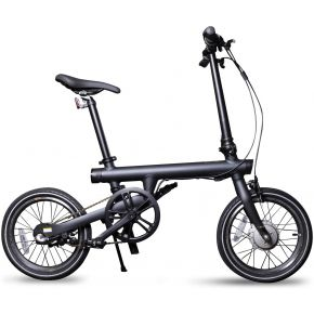 Xiaomi Mi QiCYCLE Smart Electric Folding Bike  - Black