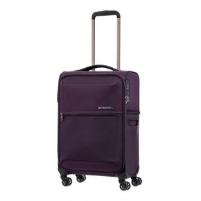 Samsonite DC6 (*) 81 001 SAM 72H DLX SPINNER 55/20 DEEP PURPLE Spinner