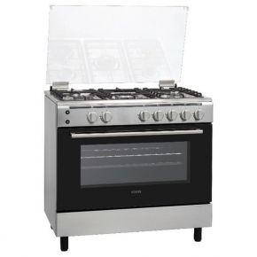 Vestel Cooking Range 90x60 5Burner - (F96G51X)