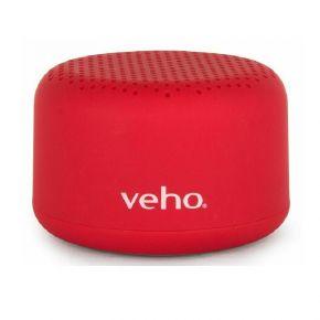 Veho M1 Portable Rechargeable Speaker (VSS-102-M1-R) - Red