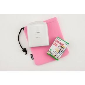 Fujifilm Instax Drawstring Pouch Pink