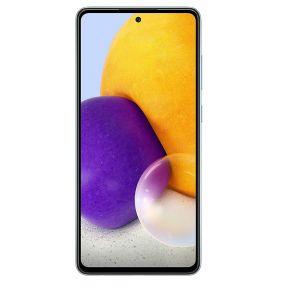 Samsung Galaxy-A72 Dual SIM Smartphone, 256GB 8GB RAM LTE  -  Awesome Blue