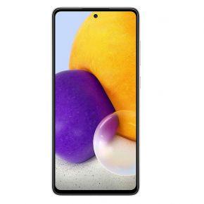 Samsung Galaxy-A72 Dual SIM Smartphone, 256GB 8GB RAM LTE  -  Awesome White
