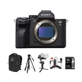 Sony A7S M3 Mirrorless Camera Body Only With Accessories Kit