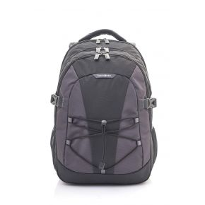 Samsonite Z93 (*) 69 017 SAM ALBI LP BACKPACK N4 BLACK/GREY Backpack