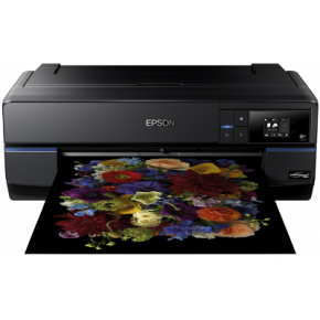 Epson Surecolour SC-P800 Professional Printer with Roll Adapter And Media Papers