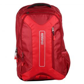 American Tourister 40O (*) 20 101 AT ACRO BACKPACK WITH PENCIL CASE RED WINE Ba