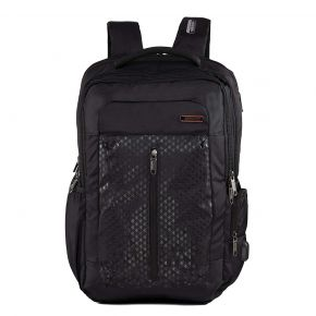 American Tourister GI6 (*) 09 004 AT LOGIX NXT LAP BP 04-BLACK Backpack Backpac