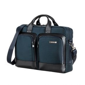 SAMSONITE SEFTON Bailhandle (Medium) - Navy