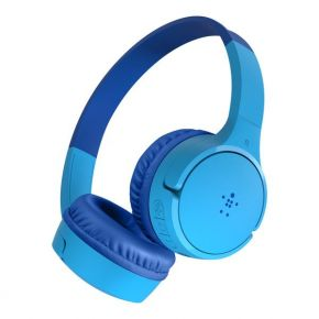 Belkin - Soundform™ Mini Kids On-Ear Wireless Headphones - Pink OR Black