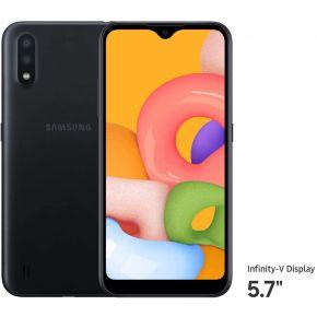 SAMSUNG A01 2/16 GB Dual Sim 4G - Black