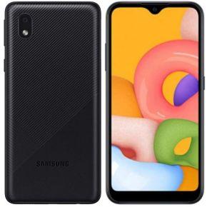 SAMSUNG A013 1/16 GB Dual Sim 4G - Black