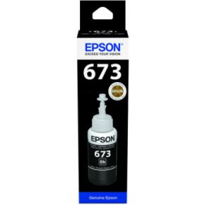 Epson T6731 Black Ink Bottle