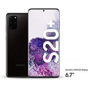 SAMSUNG S20+ 5G 12/128 GB Dual Sim - Cosmic Black